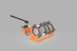 MHW160-MANUAL-HYDRAULIC-BUTT-WELDING-MACHINE-MAIN-BODY