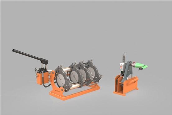 MHW160-MANUAL-HYDRAULIC-BUTT-WELDING-MACHINE