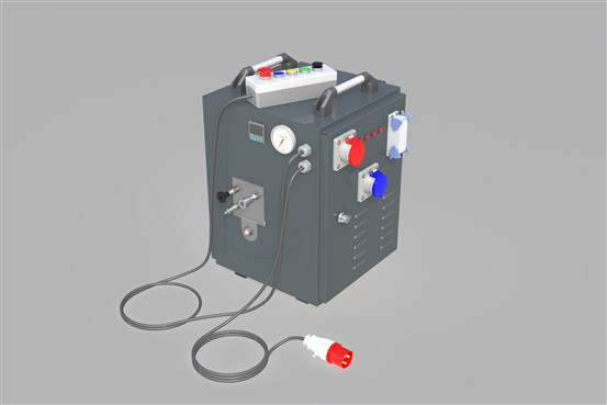 W400-BUTT-WELDING-MACHINE-CONTROL-UNIT